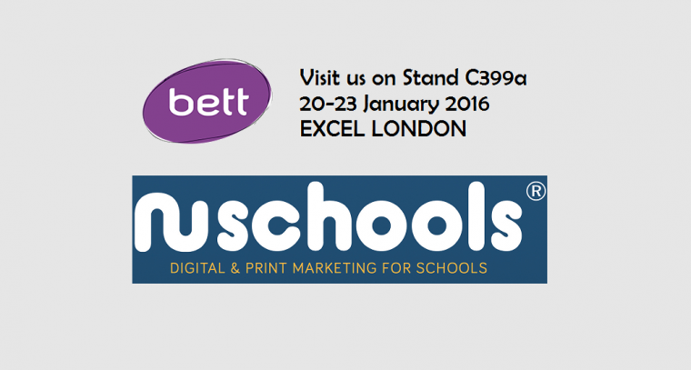 Visit us at the London BETT Show 2016